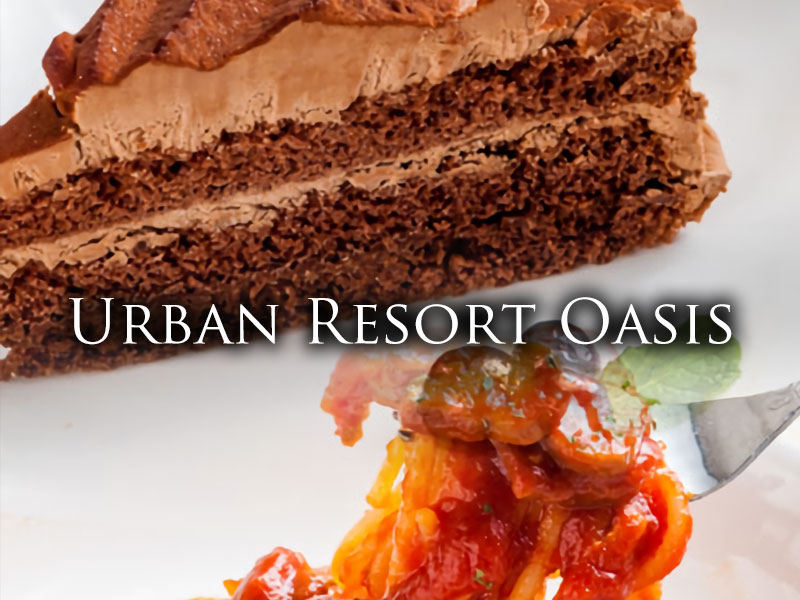 NOAH RESORT(ノアリゾート)桜ノ宮 -四季折々で表情を変える「大阪・桜之宮公園」に近接したアーバンリゾートオアシスホテル-